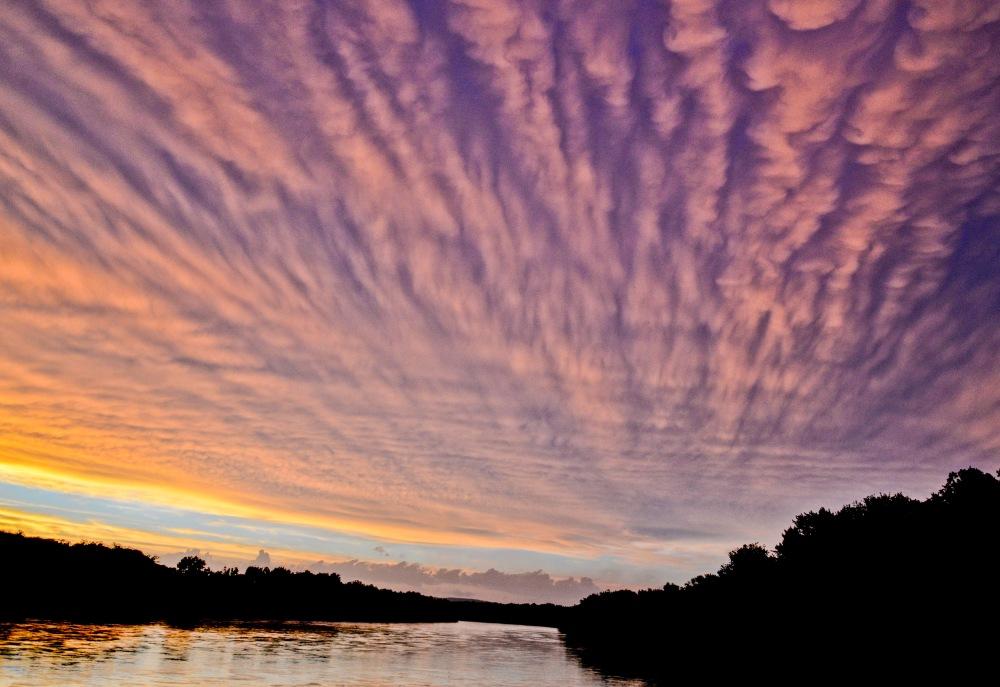 12.8.5(eyes)-The Delaware Sunset #2